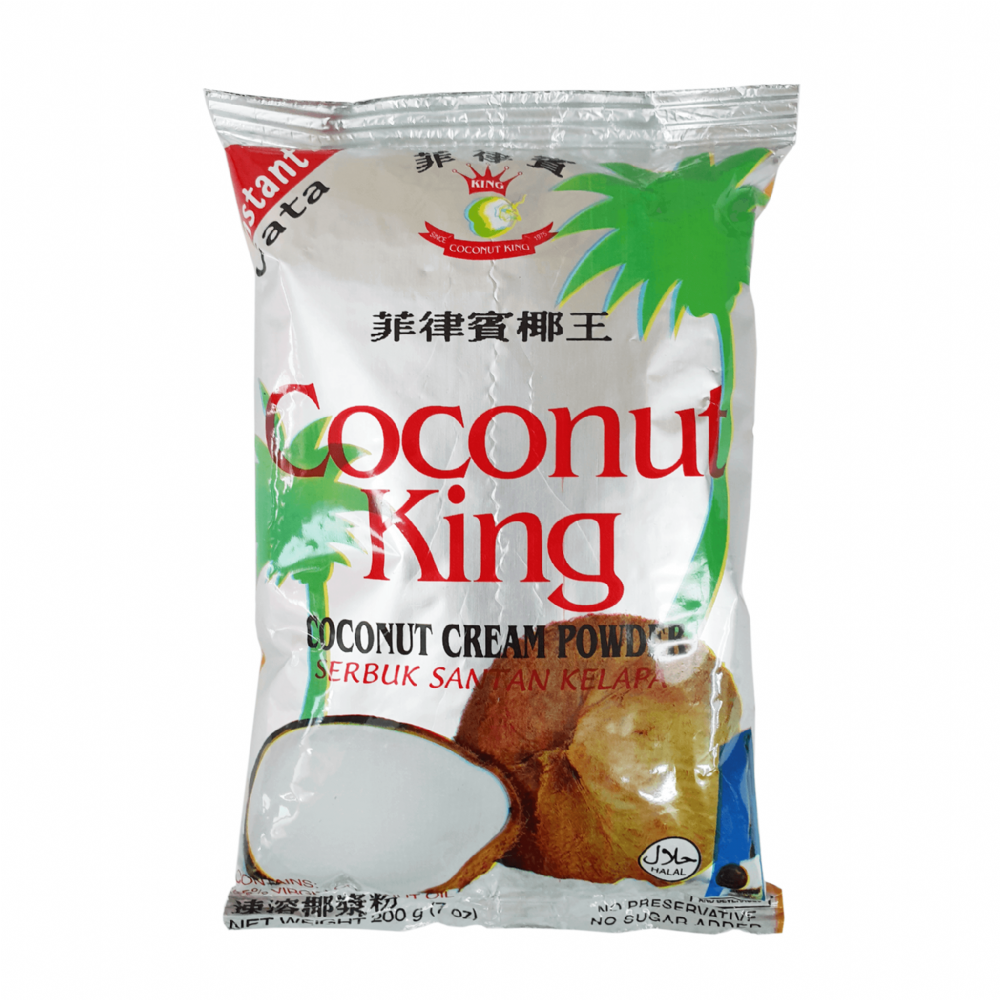 Coconut King Coconut Cream Powder